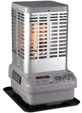 首页 >>燃油取暖器    主要特点: 简单的一触点火方式(micom电路方式)
